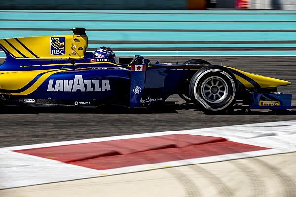 Латифи стал быстрейшим в финальный день тестов GP2