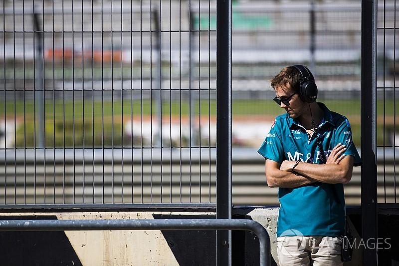 Formel E: Blomqvist löst Kobayashi bei Andretti ab