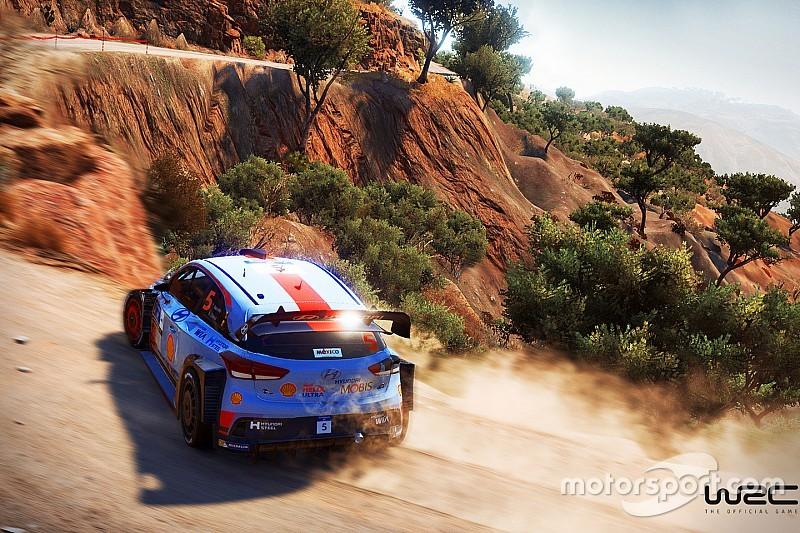 Финал киберспортивного чемпионата WRC покажут в прямом эфире