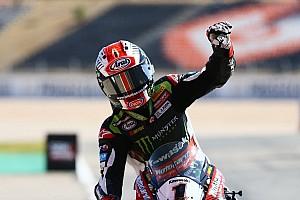World Superbike Race report WorldSBK Portugal: Menang lagi, Rea dekati titel