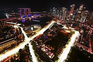 Formule 1 Actualités Singapour assure sa présence au calendrier F1