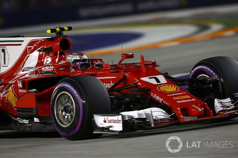 Raikkonen: Ferrari'nin zorlanacağını söylemek yanlış