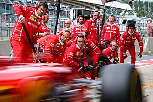 Formula 1 Commento Ferrari: respinto l'assalto Red Bull, ma la Mercedes ha margine