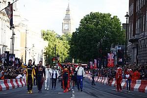 F1 Noticias de última hora Brown dice que un GP de Londres no es tarea fácil