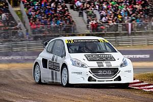 Ралі-Крос Важливі новини Команда DA Racing виступатиме в WRX повний сезон 2017 року