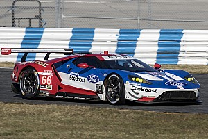 IMSA Qualifying report Daytona 24 Hours: Ford, Ferrari lock out GTLM and GTD front rows
