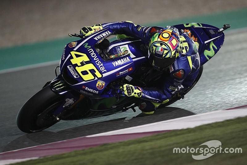 """Rossi : """"On a des problèmes différents, c'est donc moins frustrant"""""""