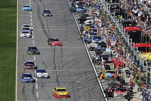 NASCAR Cup Breaking news Taking the guesswork out of pit road timing lines