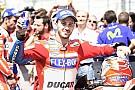 Los lectores de Motorsport.com eligen a Dovizioso como el mejor del GP de Italia