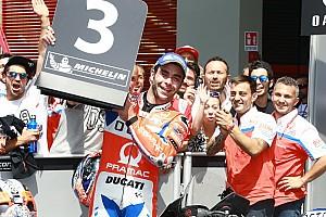 """MotoGP Noticias Petrucci: """"Habría vendido mi casa por este podio"""""""