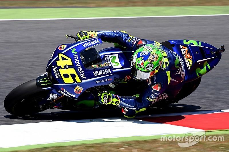MotoGP 2017: Valentino Rossi dämpft Erwartungen vor Barcelona