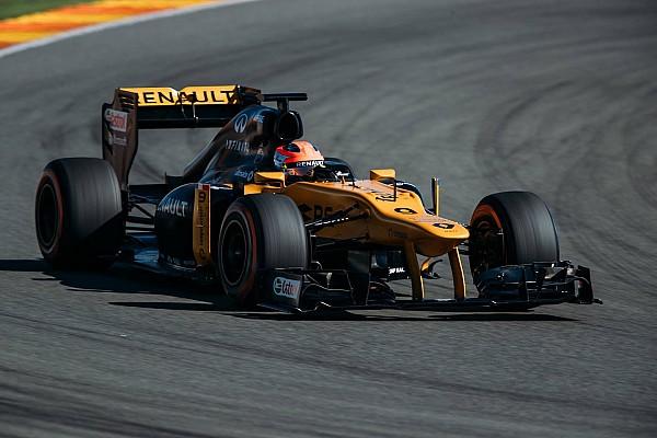 Formula 1 Kubica: