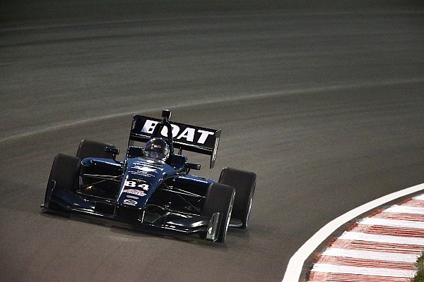 Indy Lights Chad Boat chasing Indy 500 dream