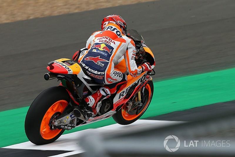 "Marquez: ""Rossi még akkor is erős, amikor elkopnak a gumijai"""