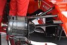 Ferrari: Vettel ha scelto la vecchia sospensione come in Giappone