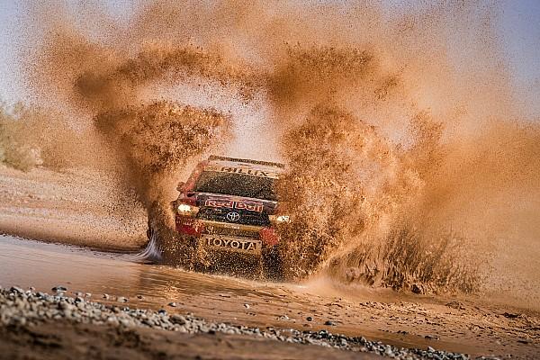 Rallye-Raid Rapport d'étape Maroc, étape 3 - Al-Attiyah et Loeb au coude-à-coude