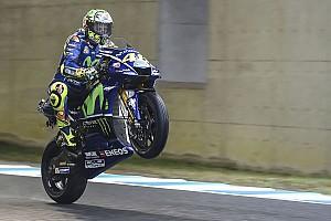 MotoGP Top List GALERI: Aksi pembalap MotoGP Jepang pada Jumat
