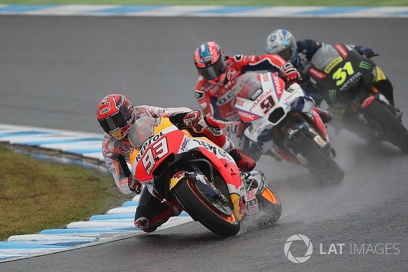 """Márquez: """"Se a corrida fosse amanhã, Lorenzo seria favorito"""""""