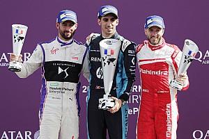 Formule E Résultats Championnats - Buemi fait le break
