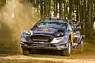 WRC Rally di Portogallo: Ogier chiude in testa la Tappa 2 davanti a Neuville