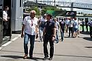 Formula 1 Berger: Mateschitz F1'den çekilmez