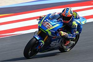 MotoGP Actualités Rins :
