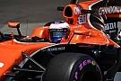F1 Button saldrá último pese a brillar en la clasificación