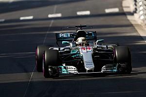 Formule 1 Nieuws Hamilton begrijpt oorzaak van seconde achterstand niet