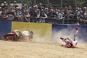 MotoGP Son dakika Schwantz: Marquez daha az agresif olmalı