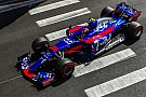 Formula 1 La Toro Rosso vola nelle Libere 2 di Monaco: Kvyat 4° e Sainz 5°