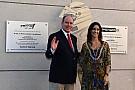Формула 1 В Монте-Карло открыли мемориал в честь Сенны