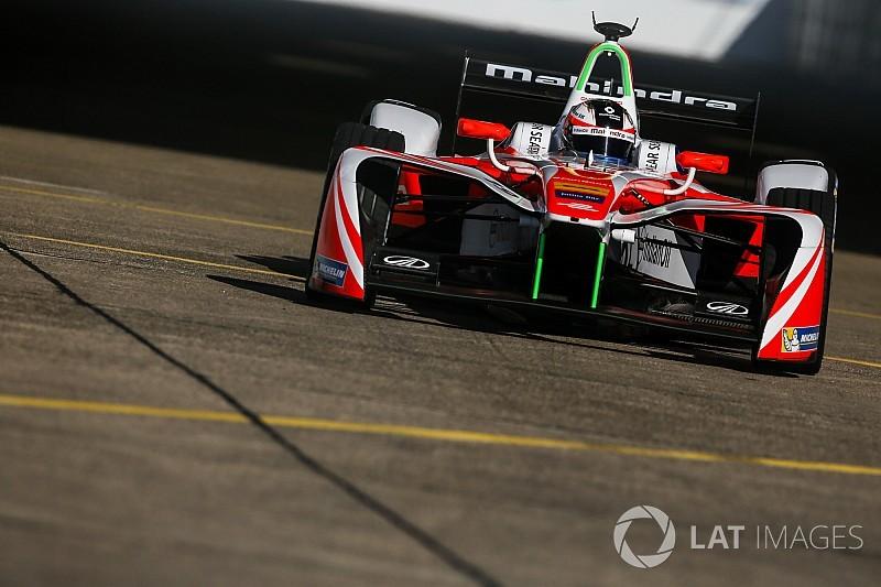 Pole de Rosenqvist para la segunda carrera de Berlín