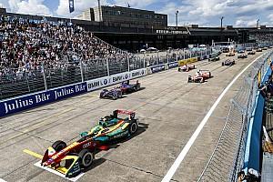 Formule E Résultats La grille de départ de la deuxième course à Berlin