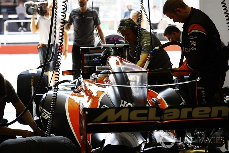 Video: McLaren fires up Renault-powered MCL33