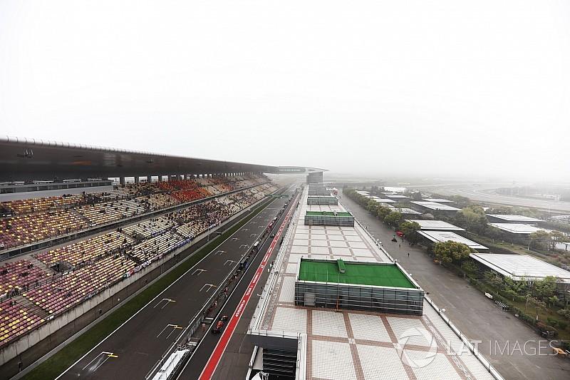Какая погода ожидается на Гран При Китая