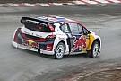World Rallycross Peugeot va