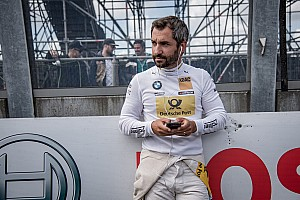 DTM Breaking news Glock excluded from Zandvoort qualifying after Mortara flare-up