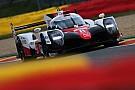 WEC WEC 2017 in Spa: Toyota dominiert Training – wie erwartet