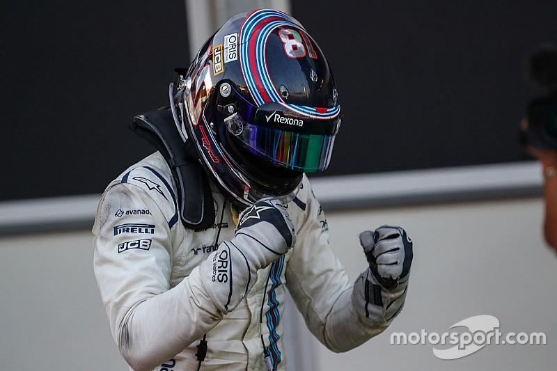 Nico Rosberg vuelve a manejar un auto de F1