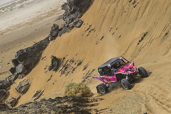 Cross-Country Rally Noticias de última hora Las rosas del desierto sobreviven al Rally Merzouga