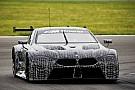 WEC El BMW M8 GTE para el WEC tuvo tres días de pruebas en Lausitz