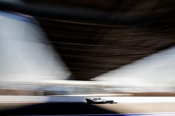 Formel 1 Fotostrecke Die schönsten Fotos vom F1-GP Russland 2017 in Sochi: Freitag