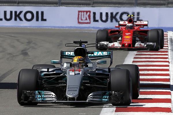 Формула 1 Інтерв'ю У Mercedes визнали перевагу Ferrari