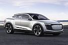 Automotive Bildergalerie: Designstudie Audi e-tron Sportback