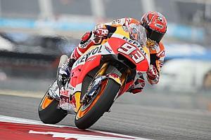 MotoGP Antrenman raporu Austin MotoGP 4. antrenman: Marquez zirvede