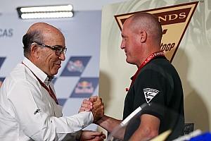 MotoGP Breaking news Kenny Roberts Jr dinobatkan sebagai Legenda MotoGP