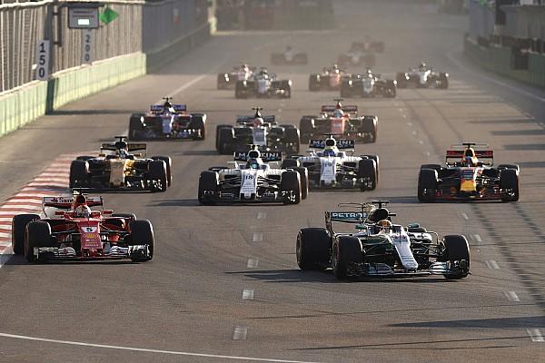Formel 1 Kommentar