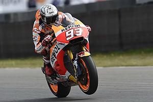 """MotoGP Noticias de última hora Márquez: """"Las Yamaha están un paso por delante, en especial Viñales"""""""