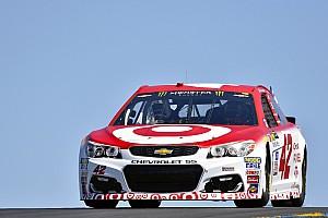 NASCAR Cup Reporte de prácticas Larson el mejor en la práctica de Sonoma; Daniel Suárez en 20