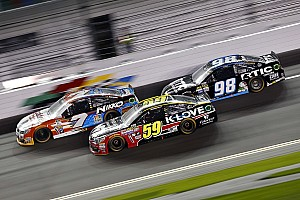 NASCAR Cup Breaking news McDowell, Richardson secure final two spots on Daytona 500 grid